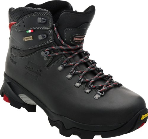 Zamberlan Men's 996 Vioz GT Hiking Boot,Dark Grey,12 M US