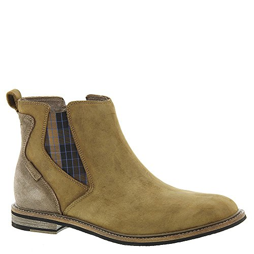 Mark Nason Dagger Collection Men's Rangpuk Chelsea Boot, Desert, 10 M US