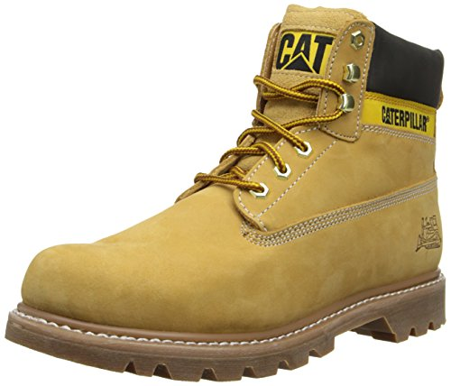 Caterpillar Men's Colorado 6″ Lace-Up Work Boot Round Toe