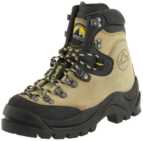 La Sportiva Makalu Mountaineering Boot – Men's Natural 44.5