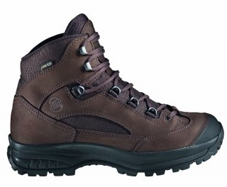 Hanwag Men's Banks GTX Lace Up WP Brown Boot 7.5 M UK, 8.5 M
