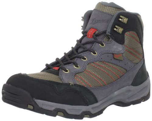 Danner Men's Sobo Mid 6 Inch Hiking Boot,Charcoal/Olive,10 D US