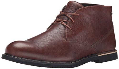 Timberland Men's Brook Park Insulated Chukka WP Winter Boot, Dark Brown Fog, 10.5 M US
