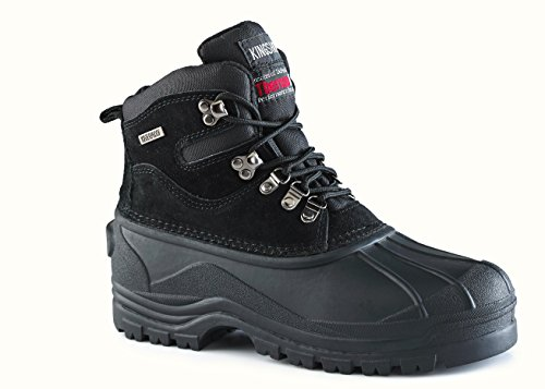 Men's Waterproof 1280 Snow Boots (12 M US,1280-2)