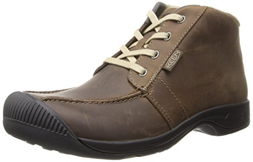 KEEN Men's Reisen Chukka Boot,Cascade Brown,10.5 M US