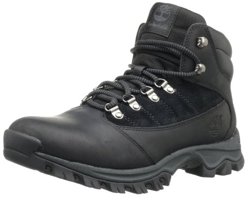 Timberland Men's Rangeley Mid Boot,Black,11 M US