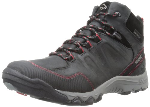 Wolverine Men's Alto Mid BL Hiking Boot,Black,14 M US
