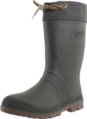 Kamik Men's Icebreaker Cold Weather Boot,Khaki/Brown,13 M US