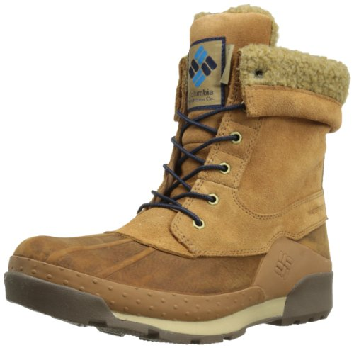 Columbia Men's BUGABOOT Tall Beige Fashion Boots 9.5 M