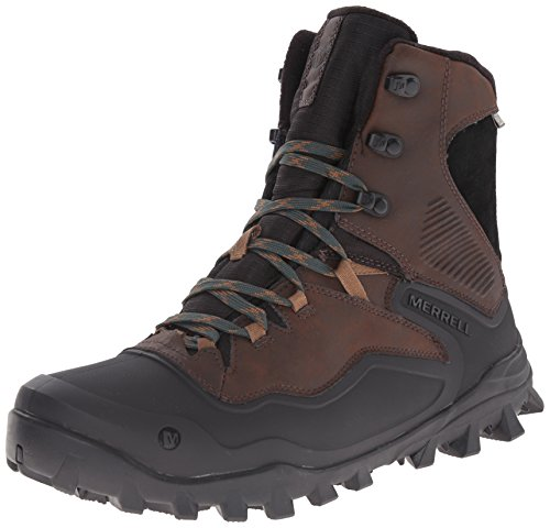 Merrell Men's Fraxion Shell 8 Waterproof Winter Boot