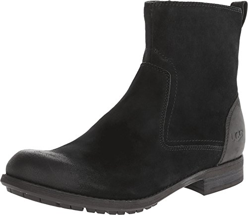 UGG Men's Dulwich Black Suede Boot 9 D (M)