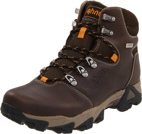 Ahnu Men's Mendocino Hiking Boot,Smokey Brown,9 M US