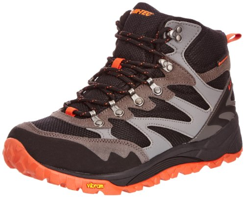Hi-Tec V-Lite SpHIKE Mid Waterproof Trail Walking Boots – 12 – Black