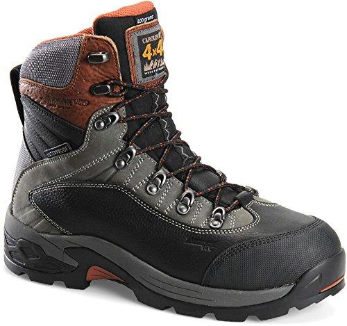 Carolina – Mens – 7 Inch WP 4×4 Insulated Alum Toe Hiker
