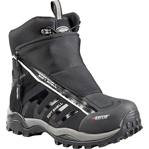 Baffin Men's Atomic Hiking Boot,Black,9 M US