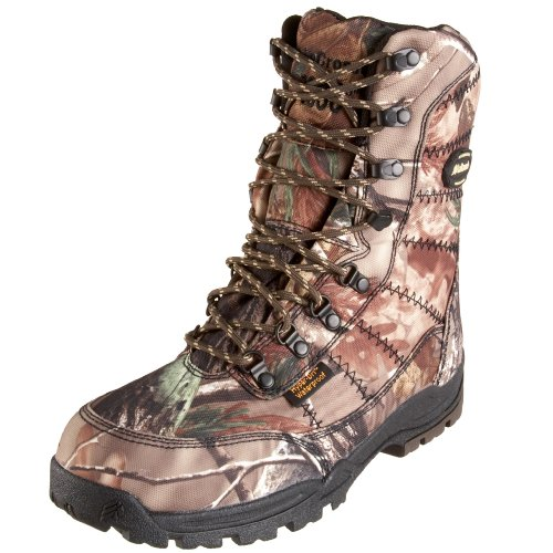LaCrosse Men's 8″ Silencer HD Hunting Boot,Realtree AP HD,11 W US