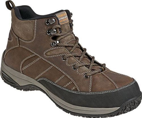 Dunham Men's Lawrence Steel Toe Boot, Size: 10.5 Width: 4E Color: Brown