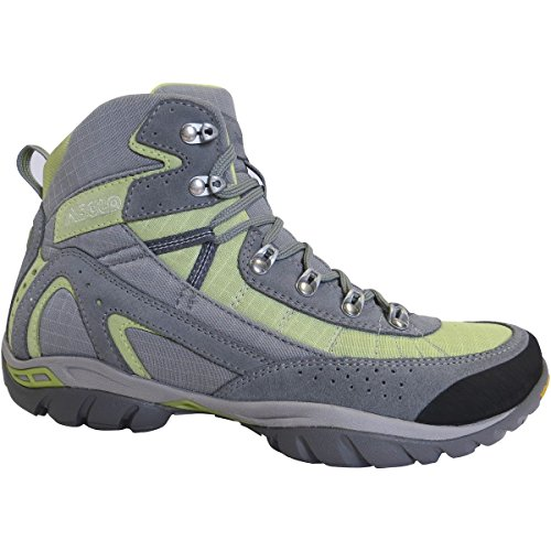 Asolo Mesita WP Boot – Women's Cloud Grey / Pistachio Green 7.5
