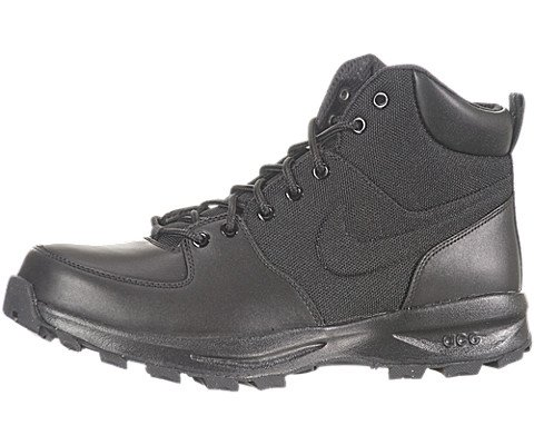 Nike Manoa Leather Mens ACG Boots Black Style # 456975-001 Size 10 M US