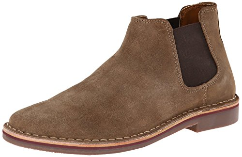Kenneth Cole REACTION Men's Desert Sky SU Chelsea Boot,Taupe,12 M US