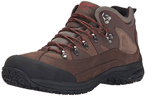 Dunham by New Balance Men's Cloud Chukka Boot, Brown, 16 D US