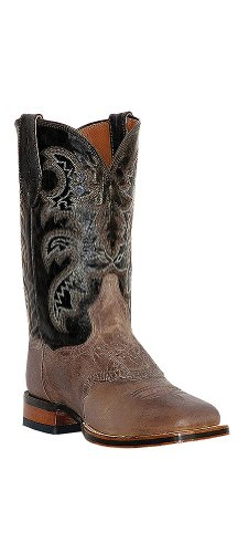 Dan Post Men's Gel-Flex Cowboy Certified Boot Sand US