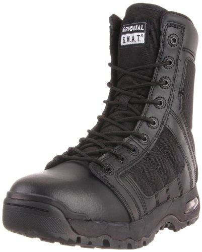 Original S.W.A.T. Men's Metro Air 9-Inch Side-Zip Tactical Boot