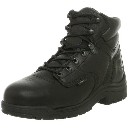 Timberland PRO Men's Titan 6″ Safety-Toe Boot