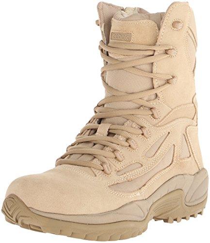 Reebok Men's Rapid Response RB8895 Security Friendly ,100% Non metallic  Boot
