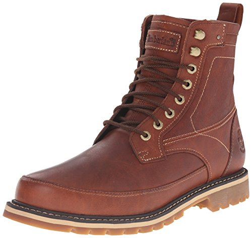 Timberland Men's Chestnut Ridge 6 Inch WP Boot, Brown Fog, 8.5 M US