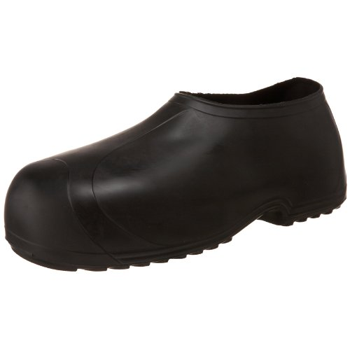 Tingley Men's High Top Work Rubber Stretch Overshoe,Black,3XL(14-15.5 US Mens)