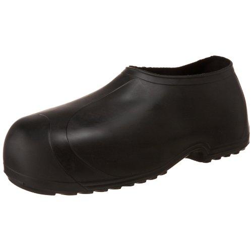 Tingley Men's High Top Work Rubber Stretch Overshoe,Black,3XL(14-15.5 US Mens)