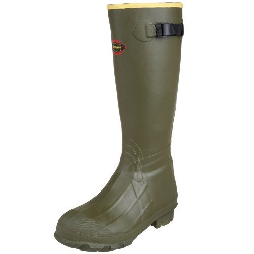LaCrosse Men's 18″ Burly Classic Hunting Boot,OD Green,8 M US