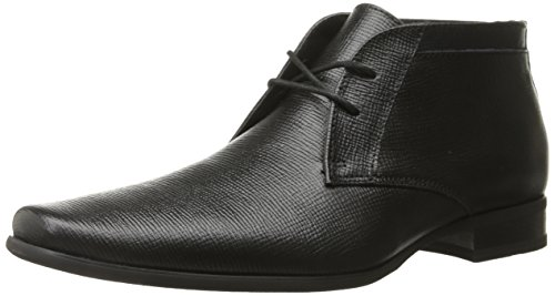 Calvin Klein Men's Ballard EPI Boot, Black, 11 M US