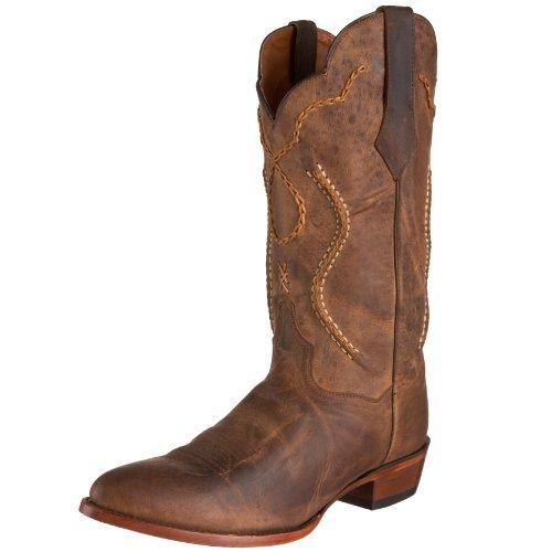 Dan Post Men's Albany Western Boot,Tan,10.5D