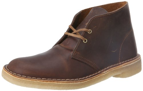 Clarks Originals Men's Desert Boot,Beeswax,12 M US