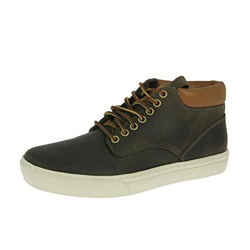 Timberland Mens Dark Olive Earthkeepers Cupsole Chukka Boots (US 10.5)
