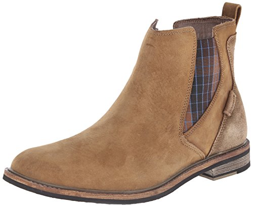 Mark Nason Dagger Collection Men's Rangpuk Chelsea Boot, Desert, 11 M US