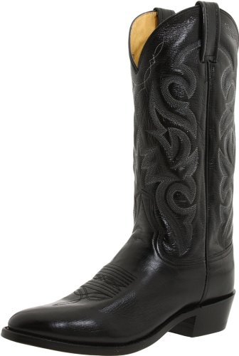 Dan Post Men's Milwaukee 13 inch R Toe Western Boot,Black,10.5 EW US
