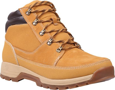 Timberland TB06666A231 Men's Skhigh Rock II Boot Wheat Nubuck 8.5 W US