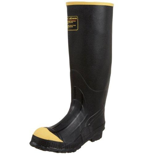 LaCrosse Men's 16″ Premium Knee Boot,Black,10 M US