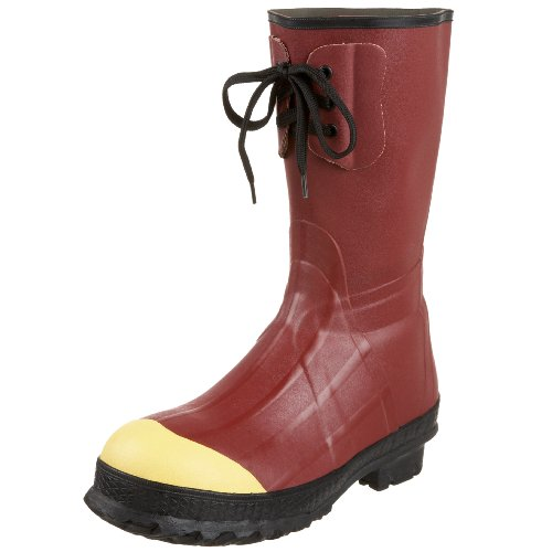 LaCrosse Men's 12″ Insulated Pac Mid-Calf Boot,Red,10 M US