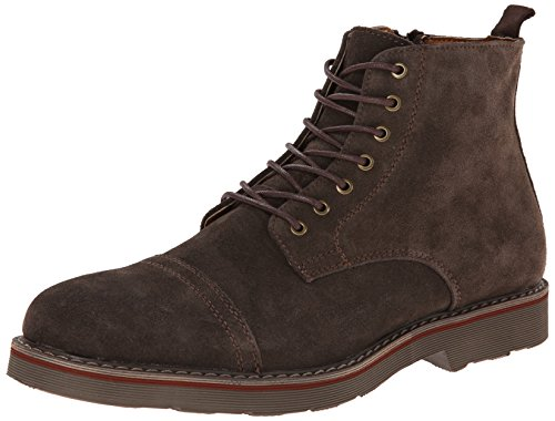 GBX Men's Bowery Boot,Dark Brown,10.5 M US