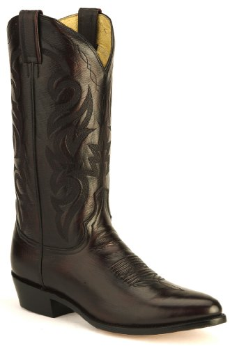 Dan Post Men's Milwaukee 13 inch R Toe Western Boot,Black Cherry,10.5 EW US