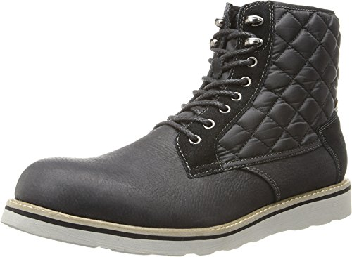 Stacy Adams Men's Mastermind Chukka Boot,Black Milled/Black Mesh,11 M US