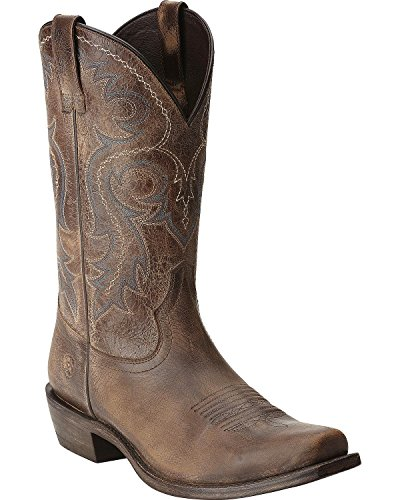 Ariat Men's Lawless Western Boot,  Rustic Maple,  8 M US