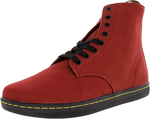 Dr. Martens Men's Alfie Boot,Cherry Red,9 UK/10 M US