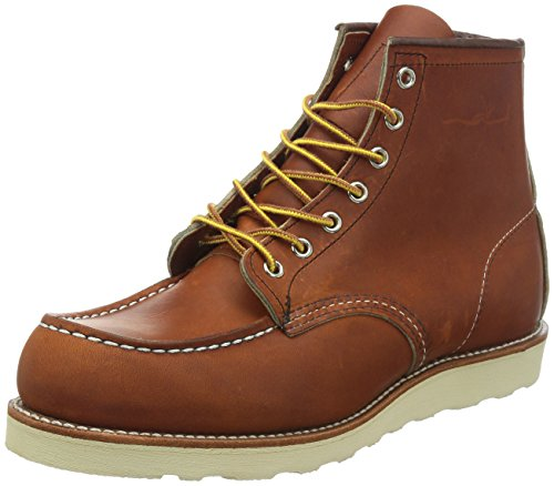 Red Wing Heritage Moc 6″ Boot,Oro-iginal,9 2E US