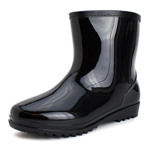 Generation19 Mens Short Four-Season Rain / Work Boots Mens 9