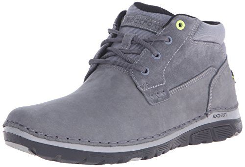 Rockport Men's Zonecush Plaintoe Chukka Boot